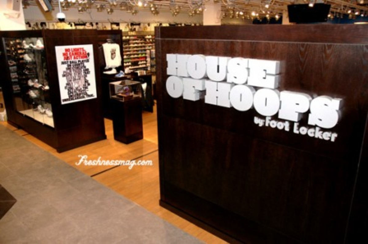 House of Hoops Los Angeles - Beverly Center Mall