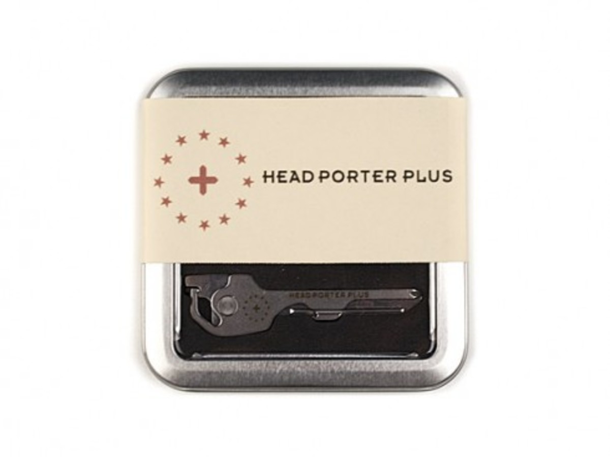 HEAD PORTER Plus - 2008 Fall/Winter Accessories - 4