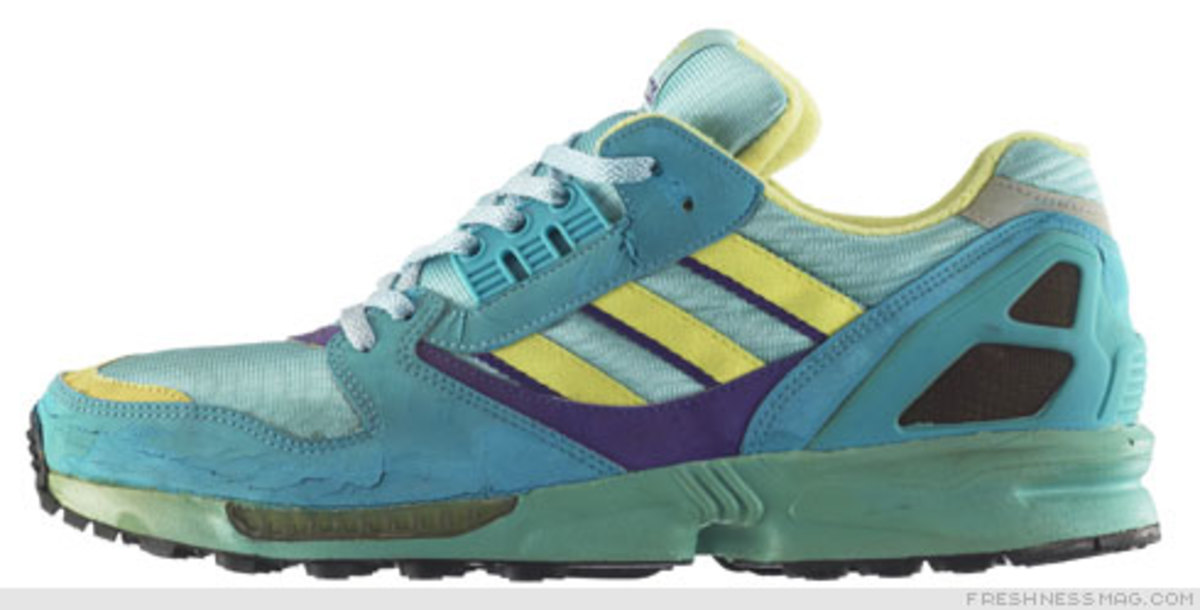 Freshness Feature: adidas ZX Family - Archive - 21