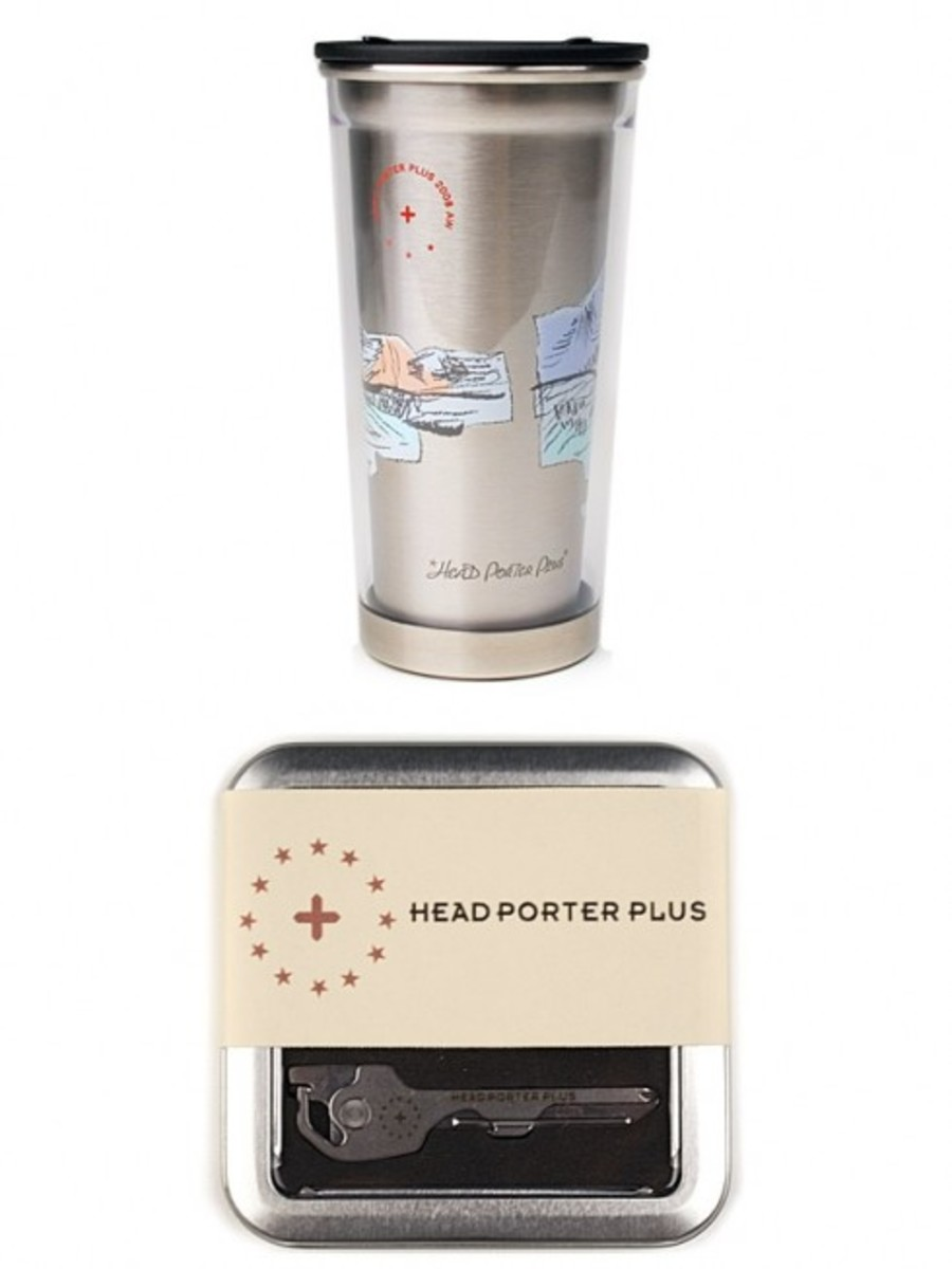 HEAD PORTER Plus - 2008 Fall/Winter Accessories - 0