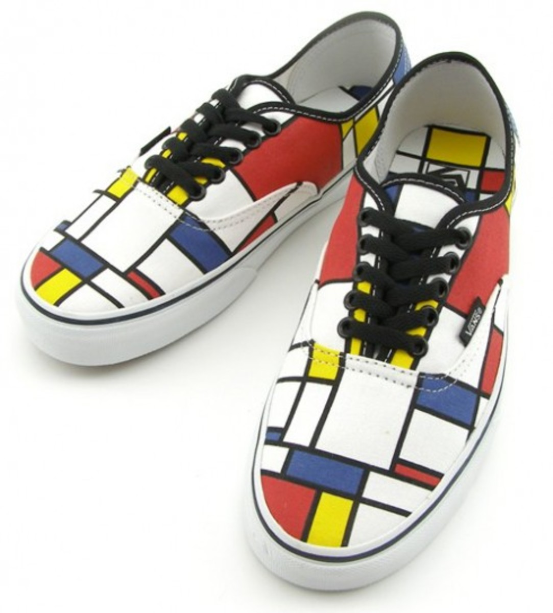 VANS - Modular Authentic - Mondrian Inspired
