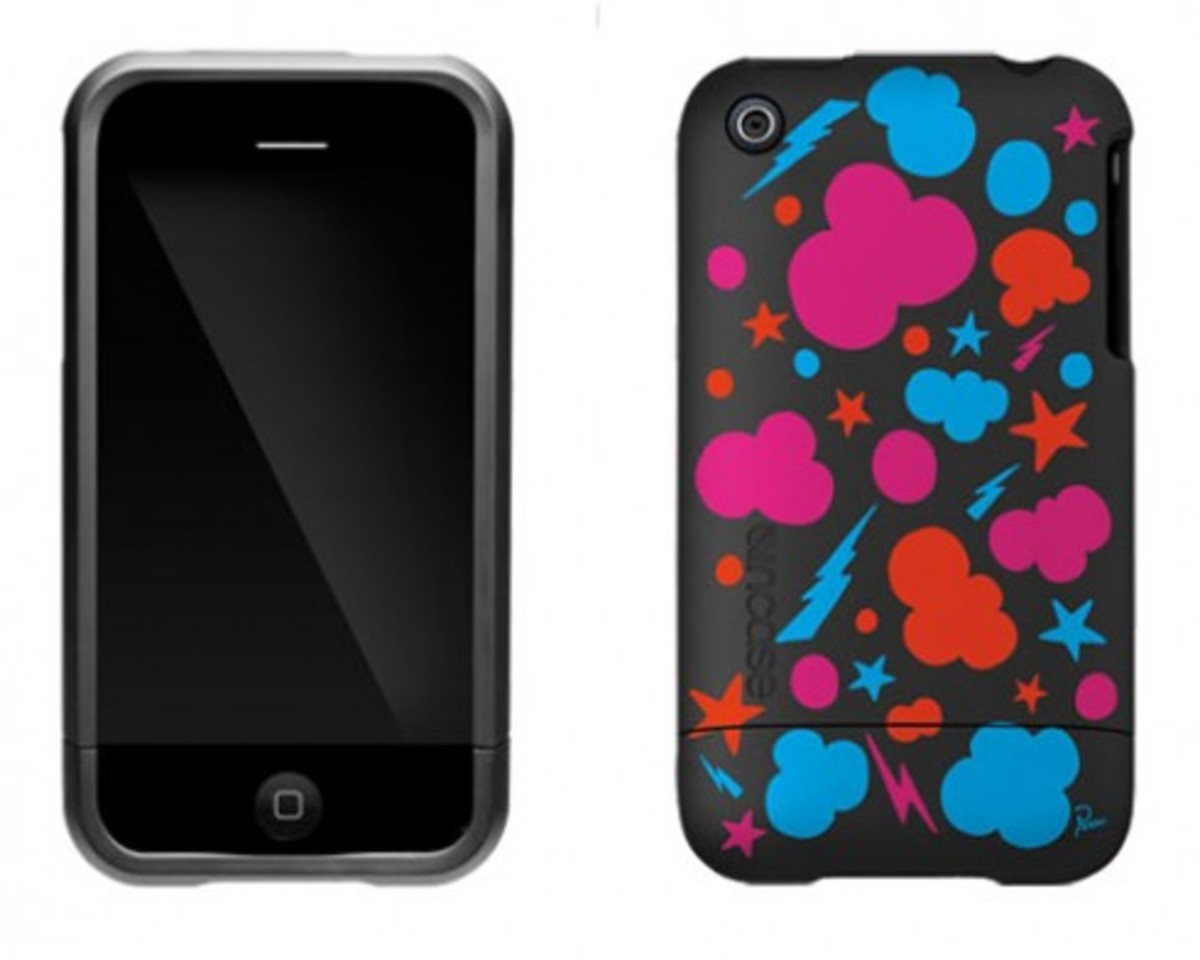 Curated by Arkitip - Arkitip x Incase x Parra iPhone Slider Case