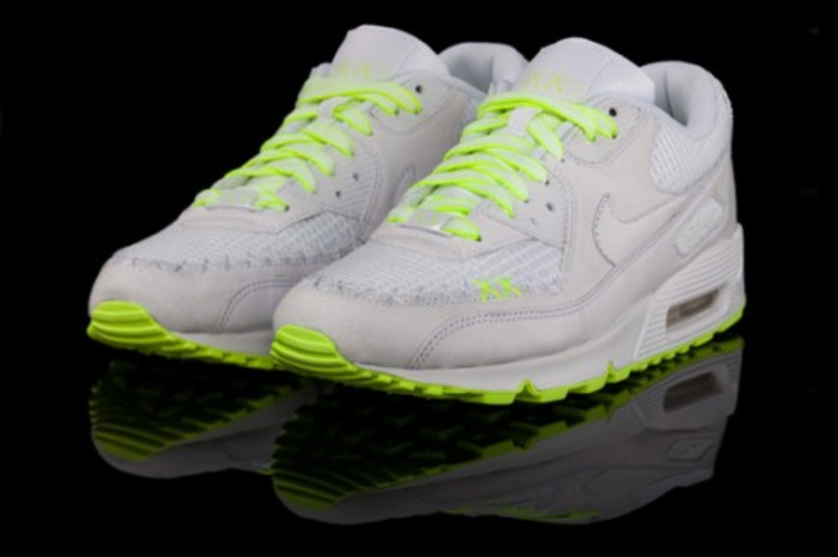 Nike x OriginalFake - Air Max 90 + Air Max 90 Current - 4