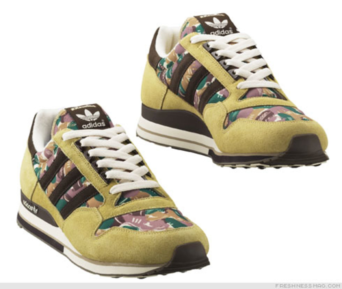 Freshness Feature: Adidas ZX Family - Camo Pack - 15