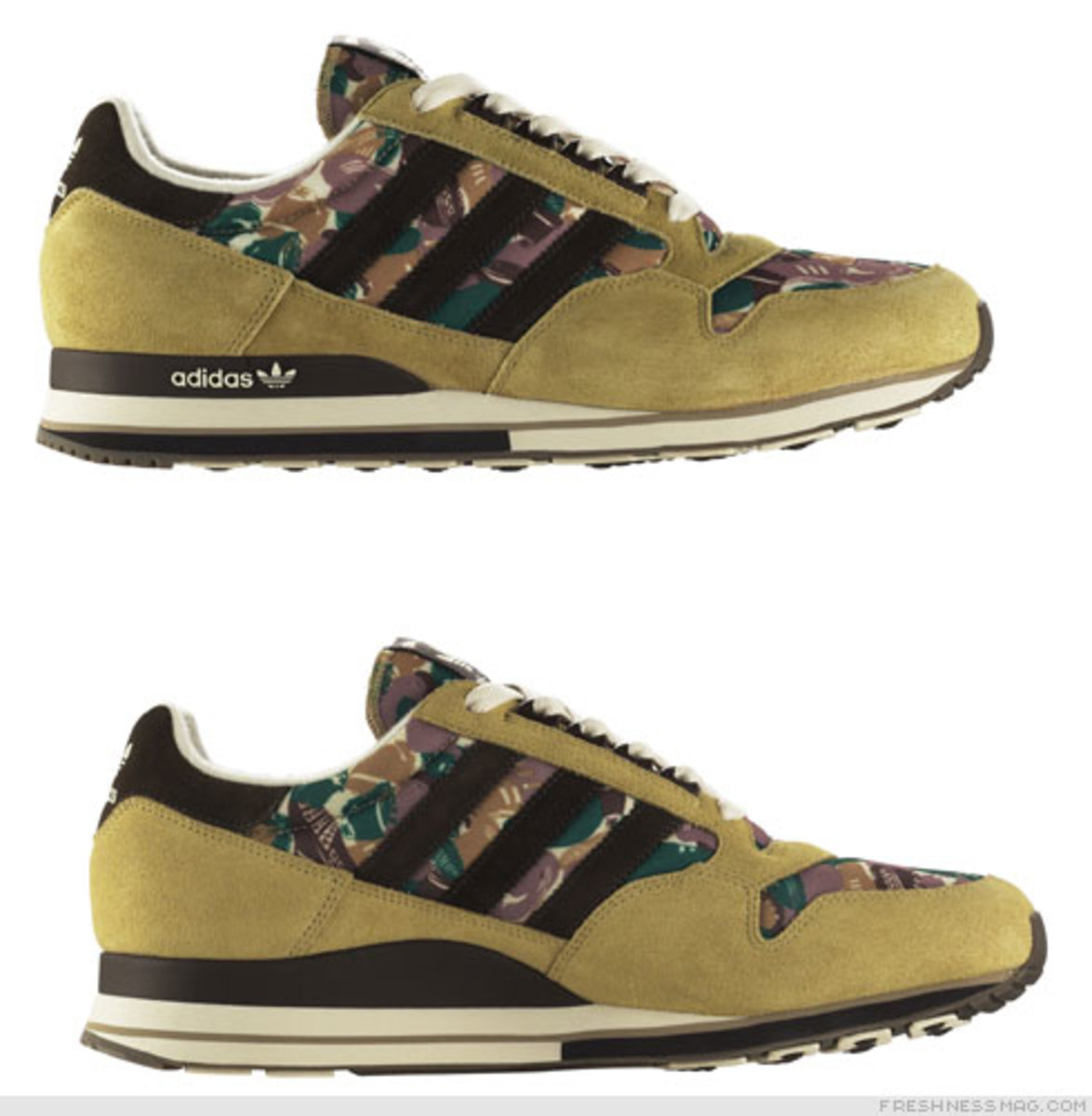 Freshness Feature: Adidas ZX Family - Camo Pack - 13