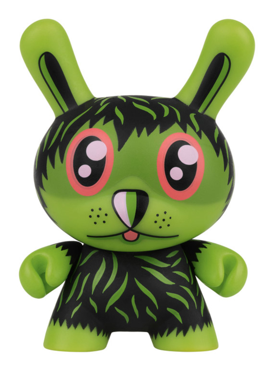 Kidrobot for Swatch - Jeremyville Dunny