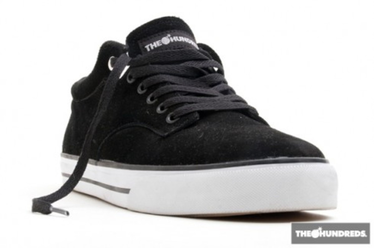 The Hundreds Footware - Johnson Mid-Top