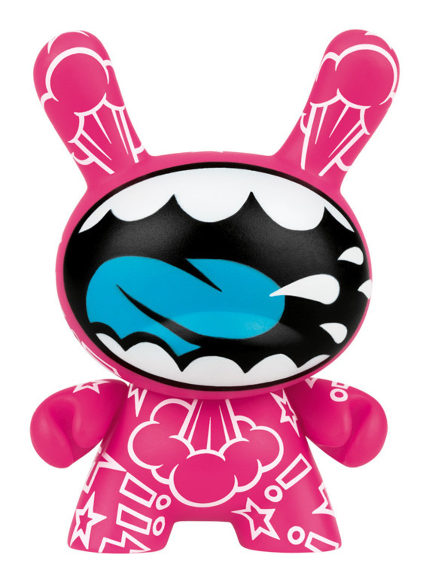Kidrobot for Swatch - MAD Dunny