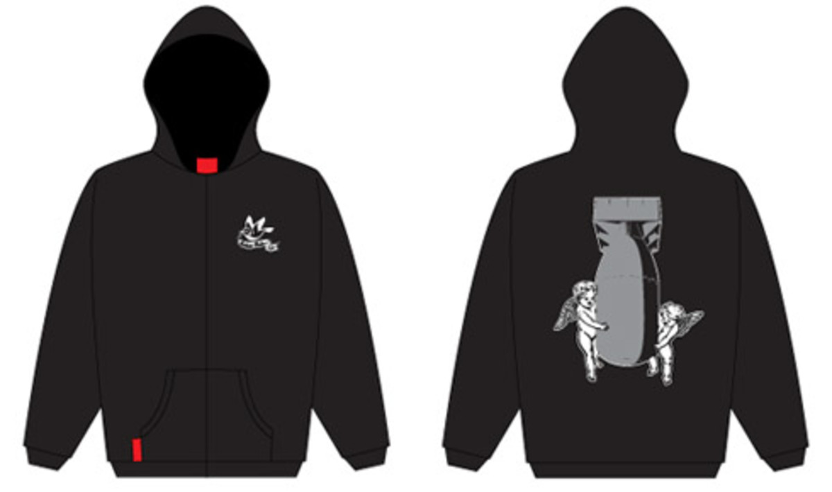 FUTURE RELIC x 222gallery - Hoody - 0