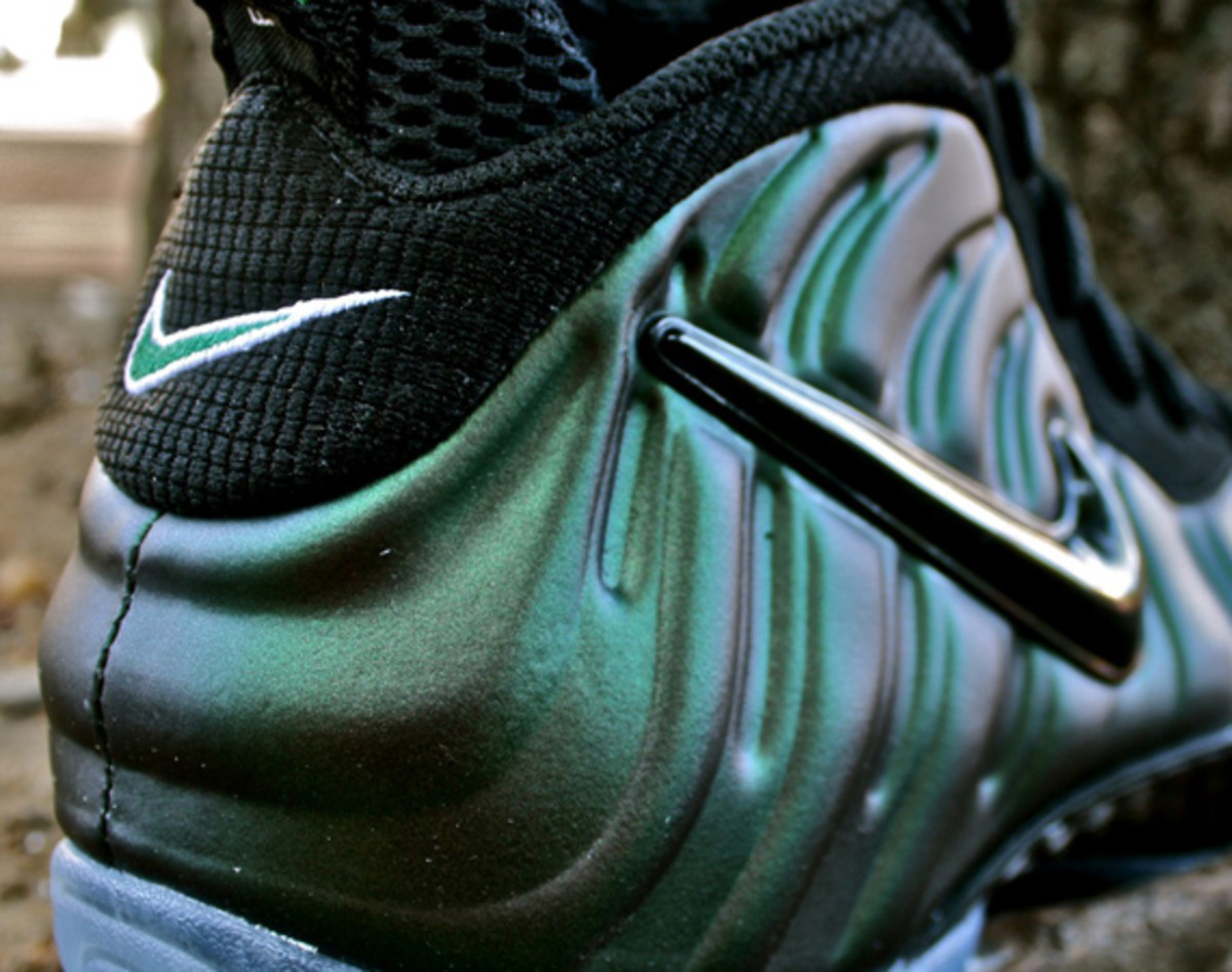 Nike Air Foamposite Pro   Dark Pine | Detailed Look + Release Info