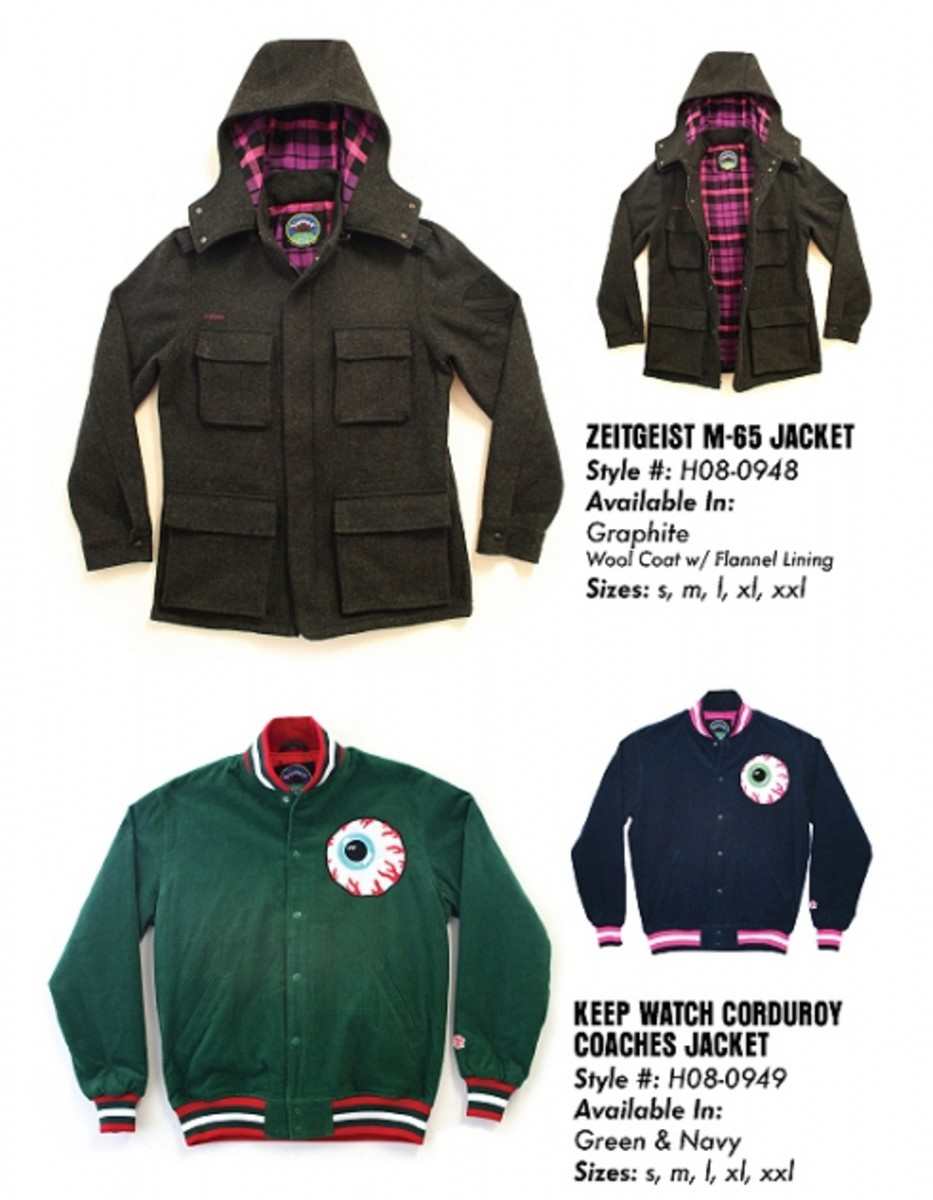 Mishka - Holiday 2008 Collection