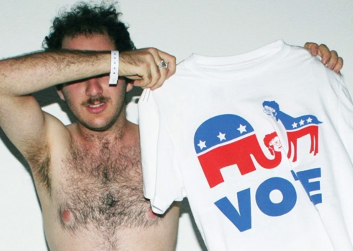 RVCA x Cobrasnake - Vote T-Shirt
