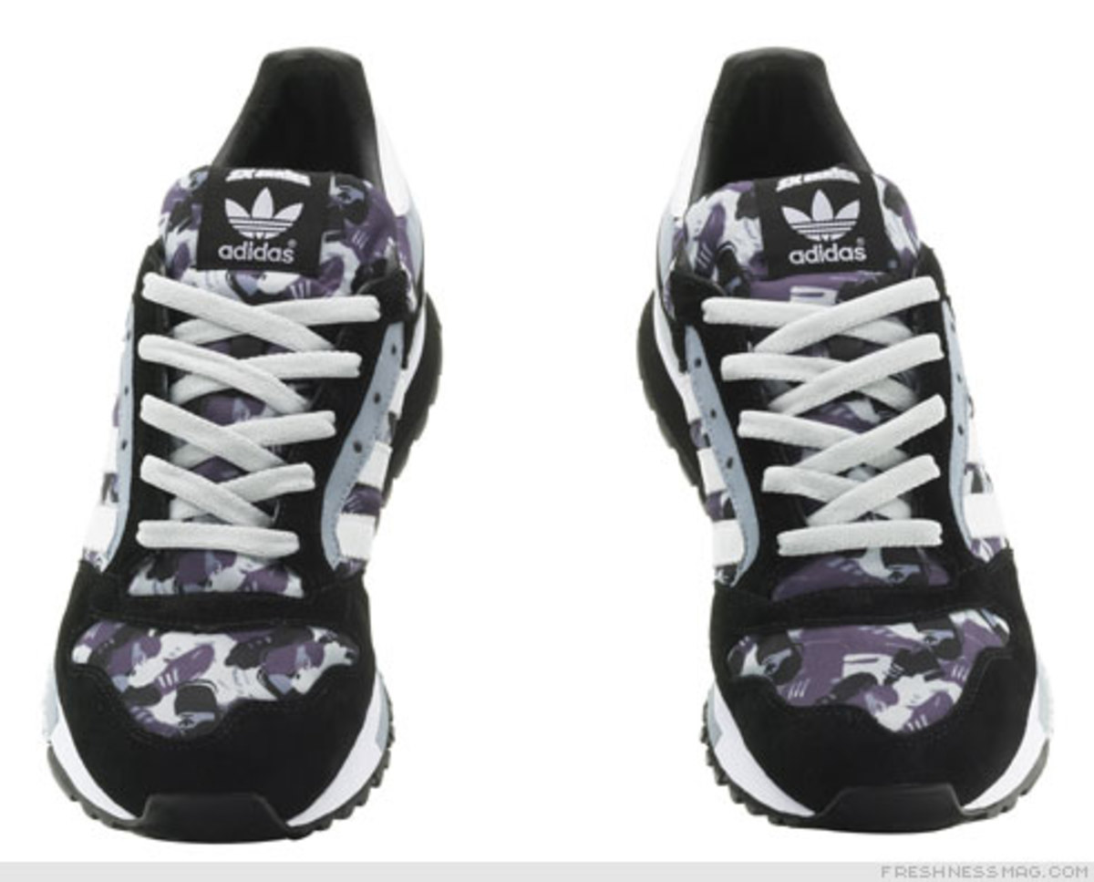 Freshness Feature: Adidas ZX Family - Camo Pack - 10