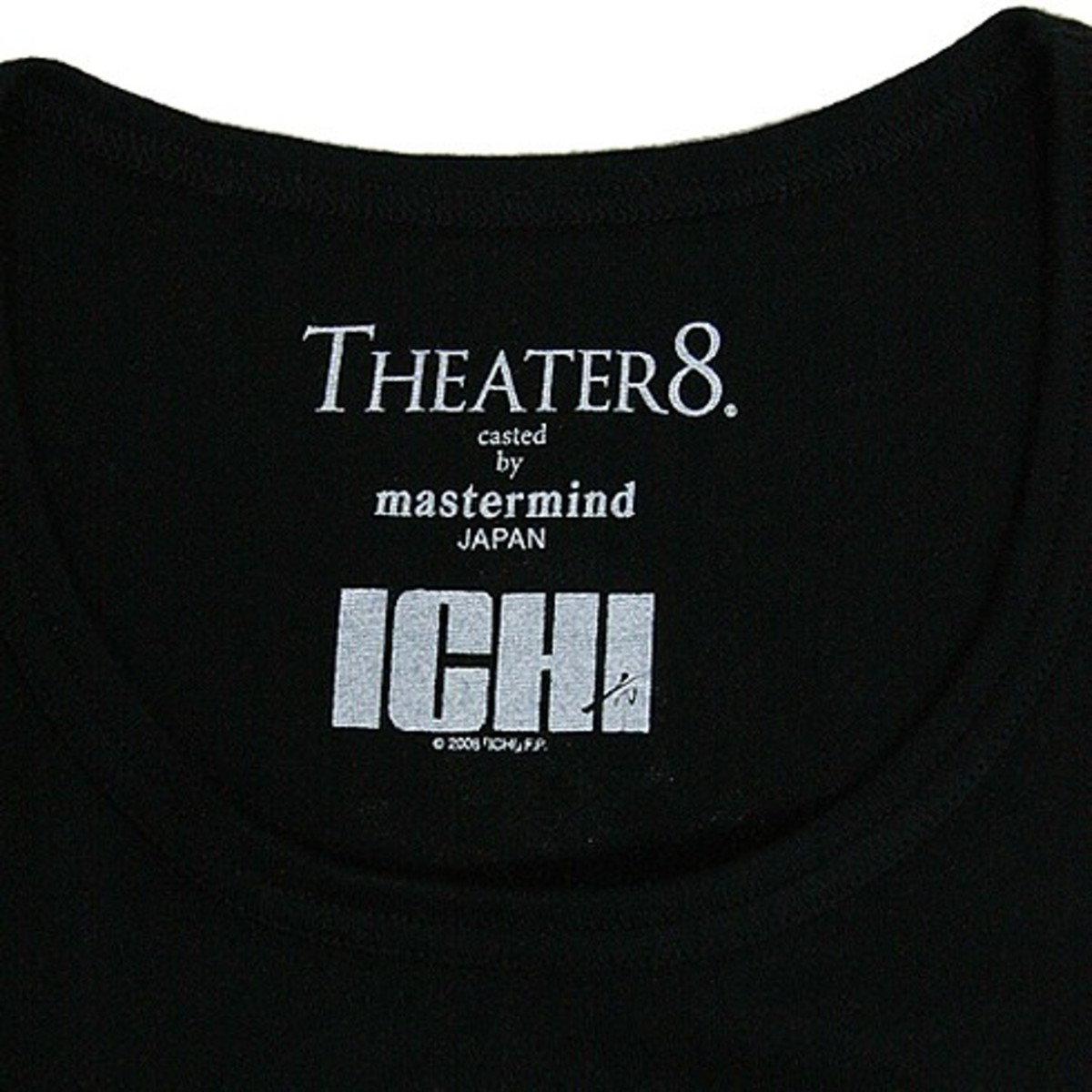 mastermind JAPAN x Theater8 - ICHI the Movie T-Shirt