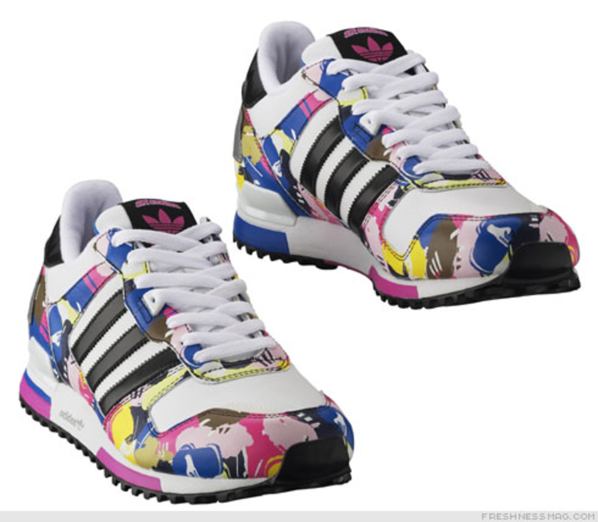 Freshness Feature: Adidas ZX Family - Camo Pack - 3