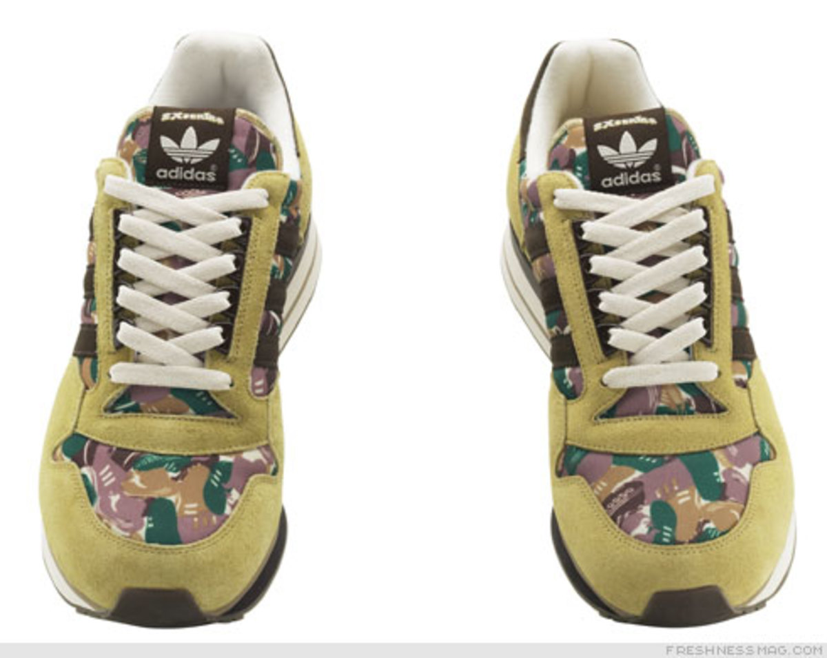 Freshness Feature: Adidas ZX Family - Camo Pack - 14