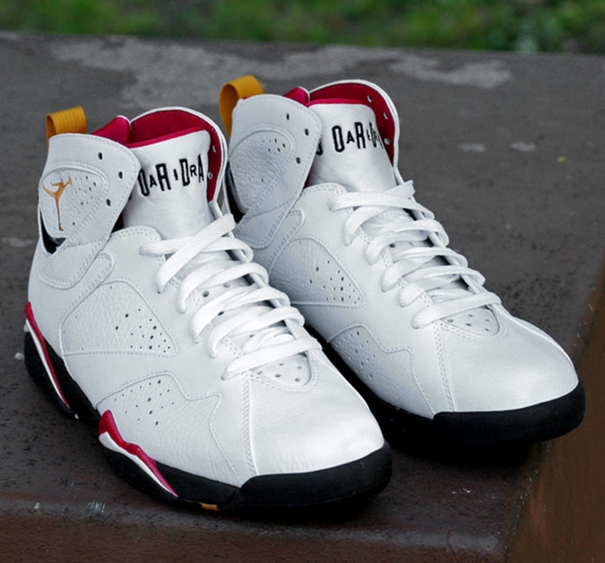 new style 76dc2 7ecf0 Air Jordan VII (7) Retro – Cardinal   Release Reminder + Store List