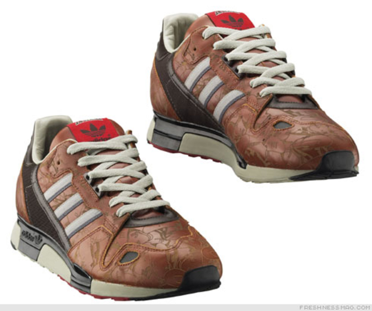 Freshness Feature: Adidas ZX Family - Camo Pack - 7