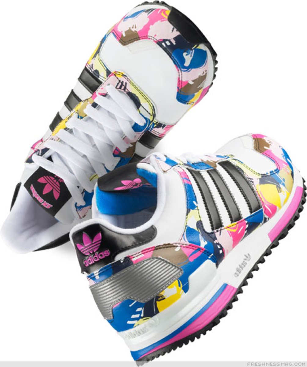 Freshness Feature: Adidas ZX Family - Camo Pack - 4