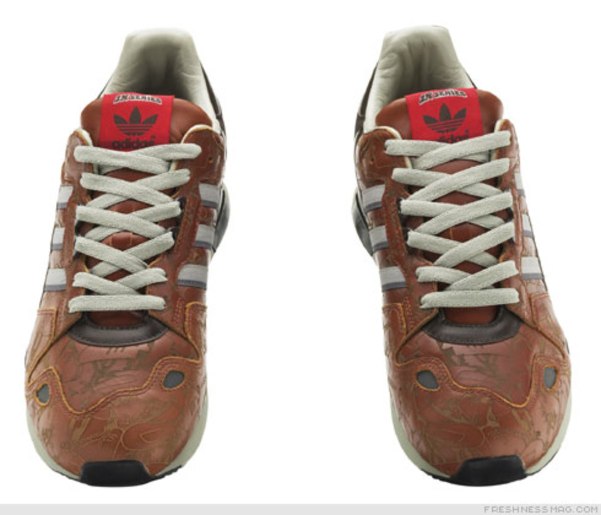 Freshness Feature: Adidas ZX Family - Camo Pack - 6