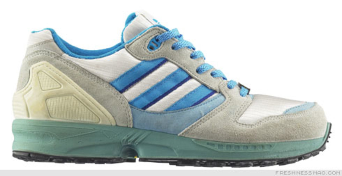 Freshness Feature: adidas ZX Family - Archive - 19