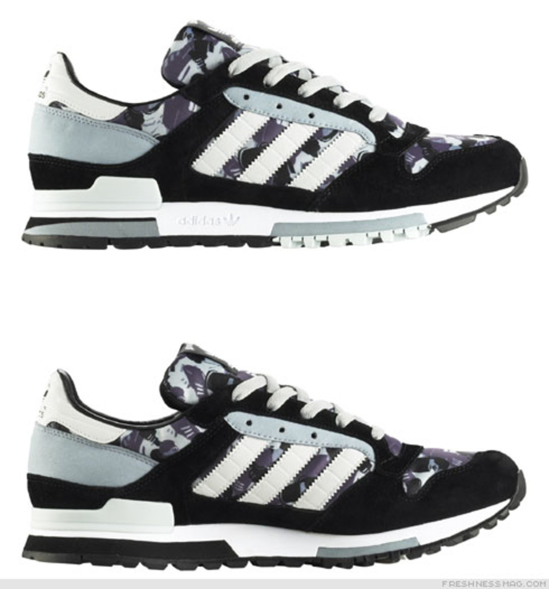 Freshness Feature: Adidas ZX Family - Camo Pack - 9