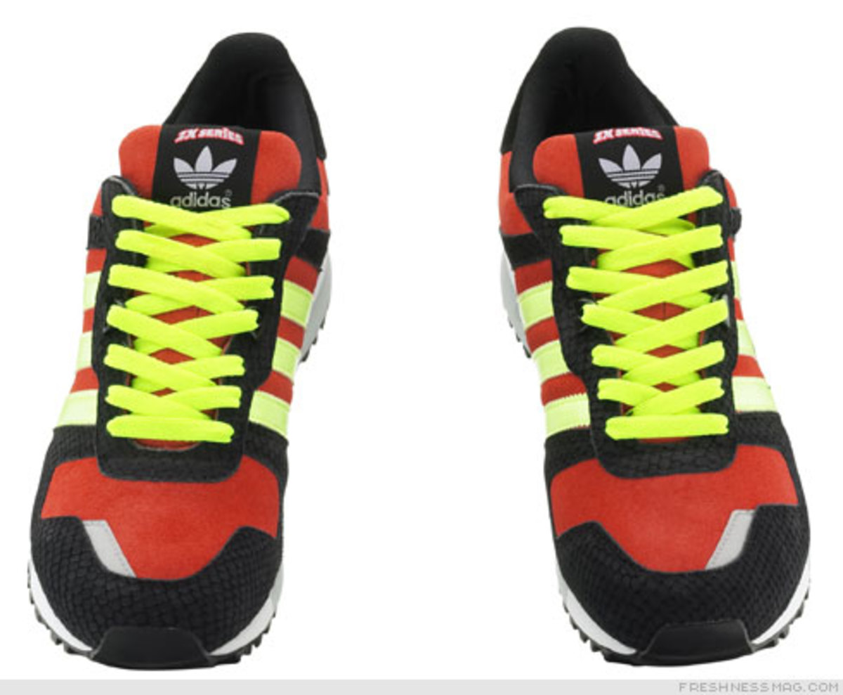 Freshness Feature: Adidas ZX Family - Animal Pack - 6