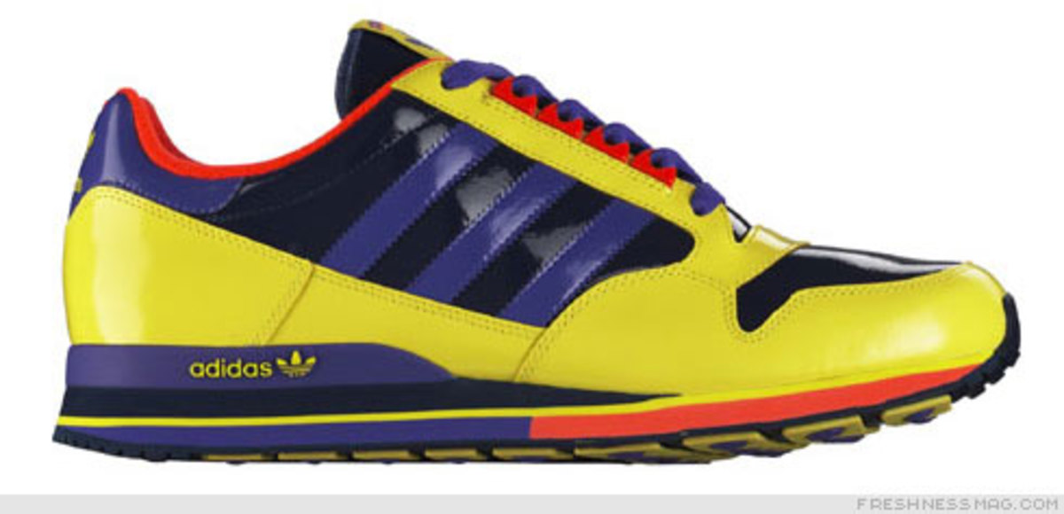 Freshness Feature: Adidas ZX Family - Patent Pack - 0