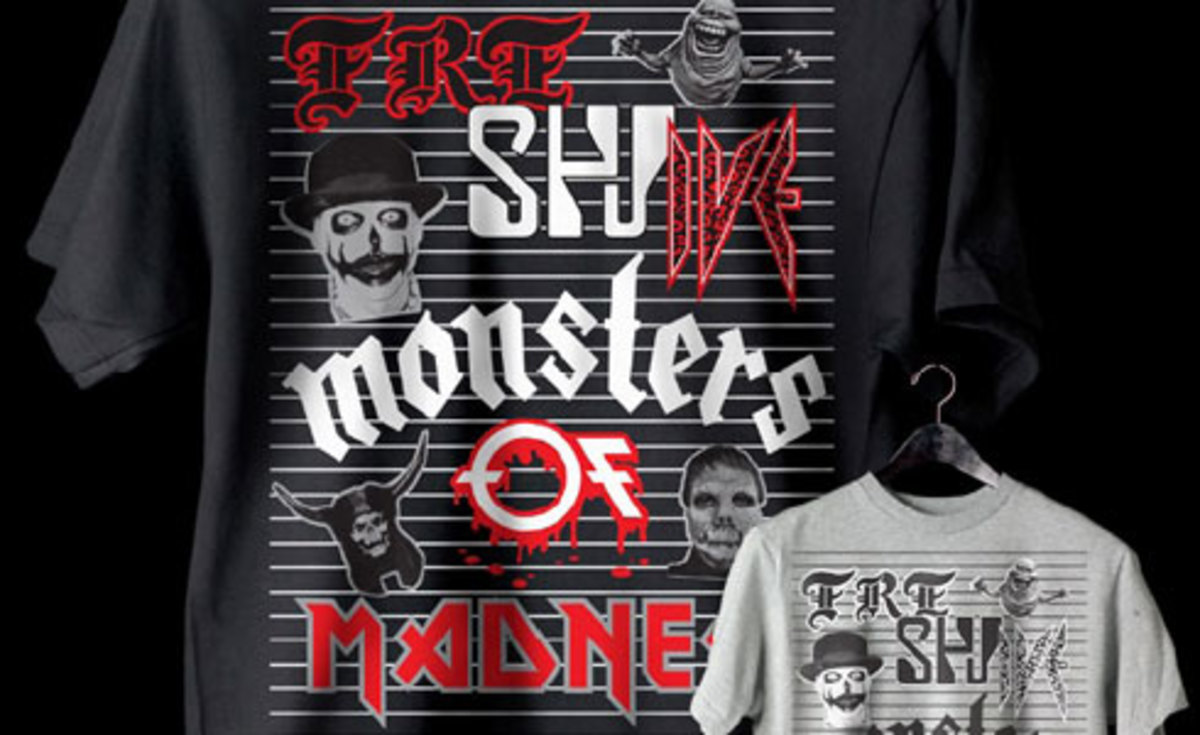 Freshjive - Monsters Of Madness Series - 0