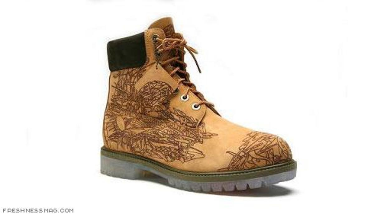Timberland - The Boroughs Project - 3