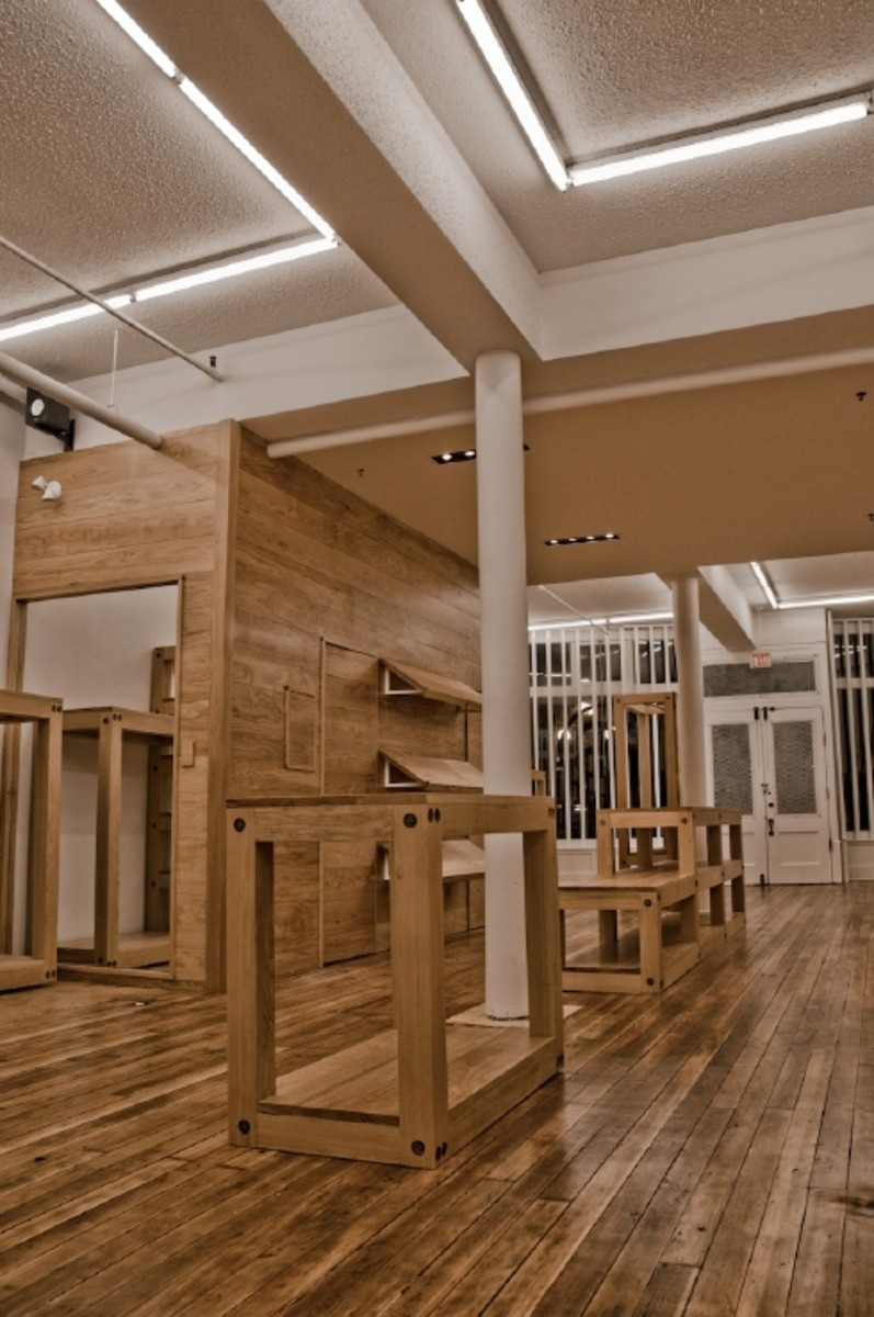 Stussy Vancouver - Shop Buildout | Chapter 3 - 3