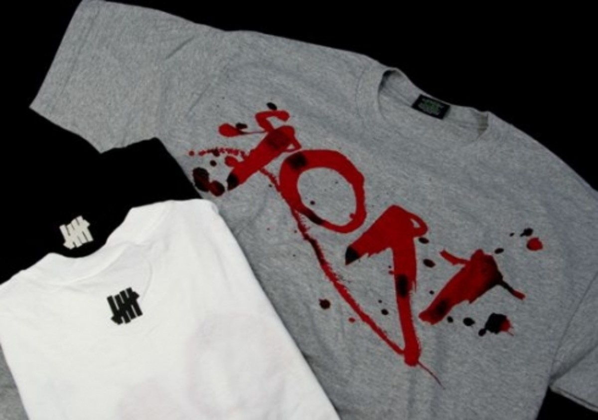 UNDFTD - Blood Sport T-Shirt - 1