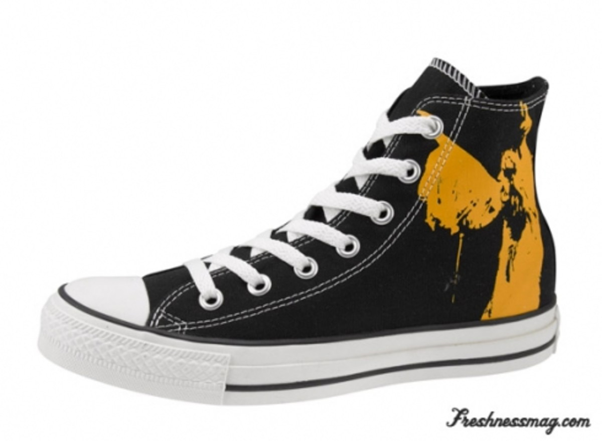Converse All Star x Black Sabbath Collection