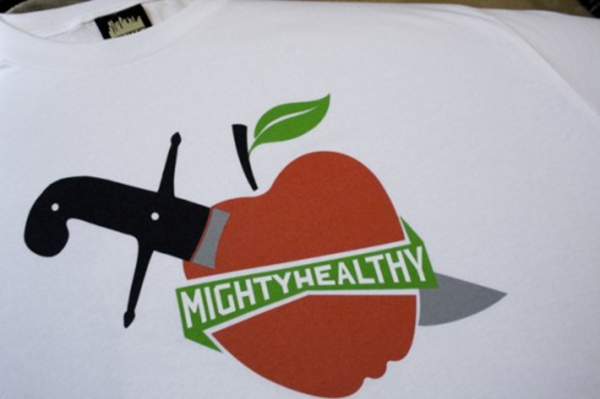 Mighty Healthy - F/W 2008 Collection - Available Now - 18