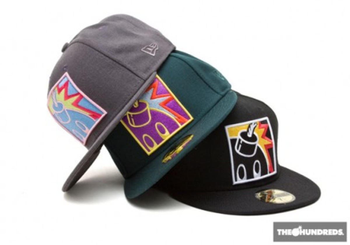 The Hundreds x New Era - Holiday 2008 Collection - 5