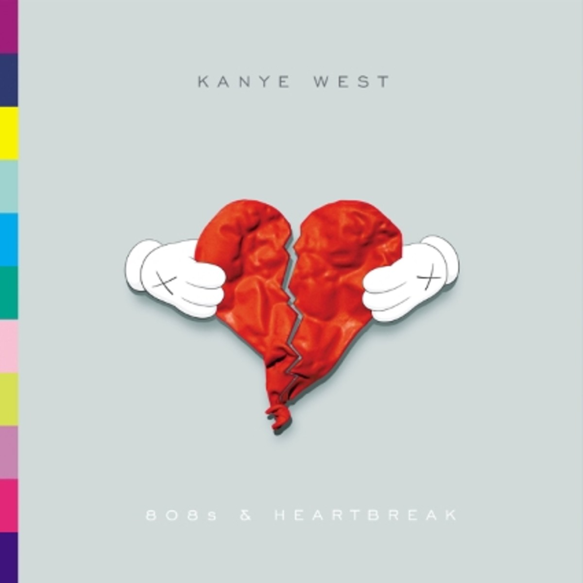 Kanye West x KAWS - 808's and Heartbreak Cover - 0