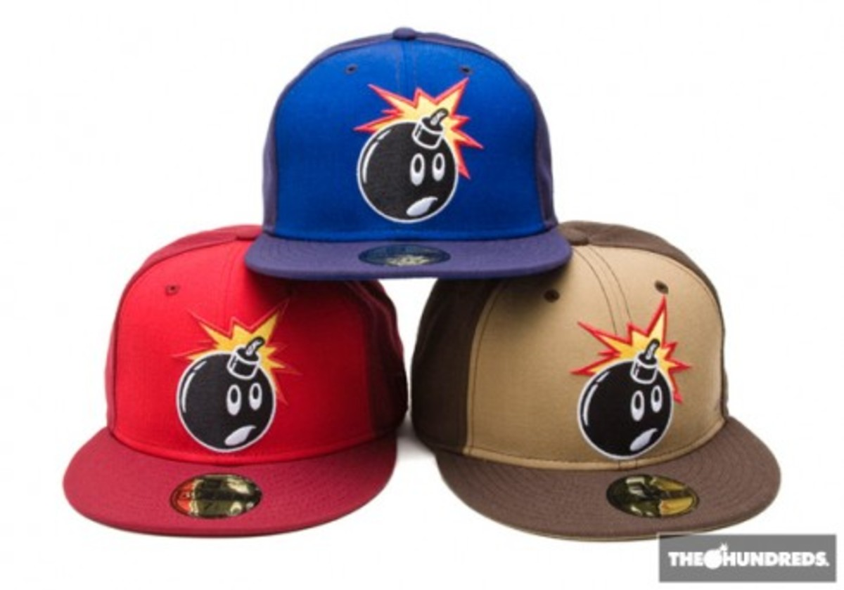 The Hundreds x New Era - Holiday 2008 Collection - 3