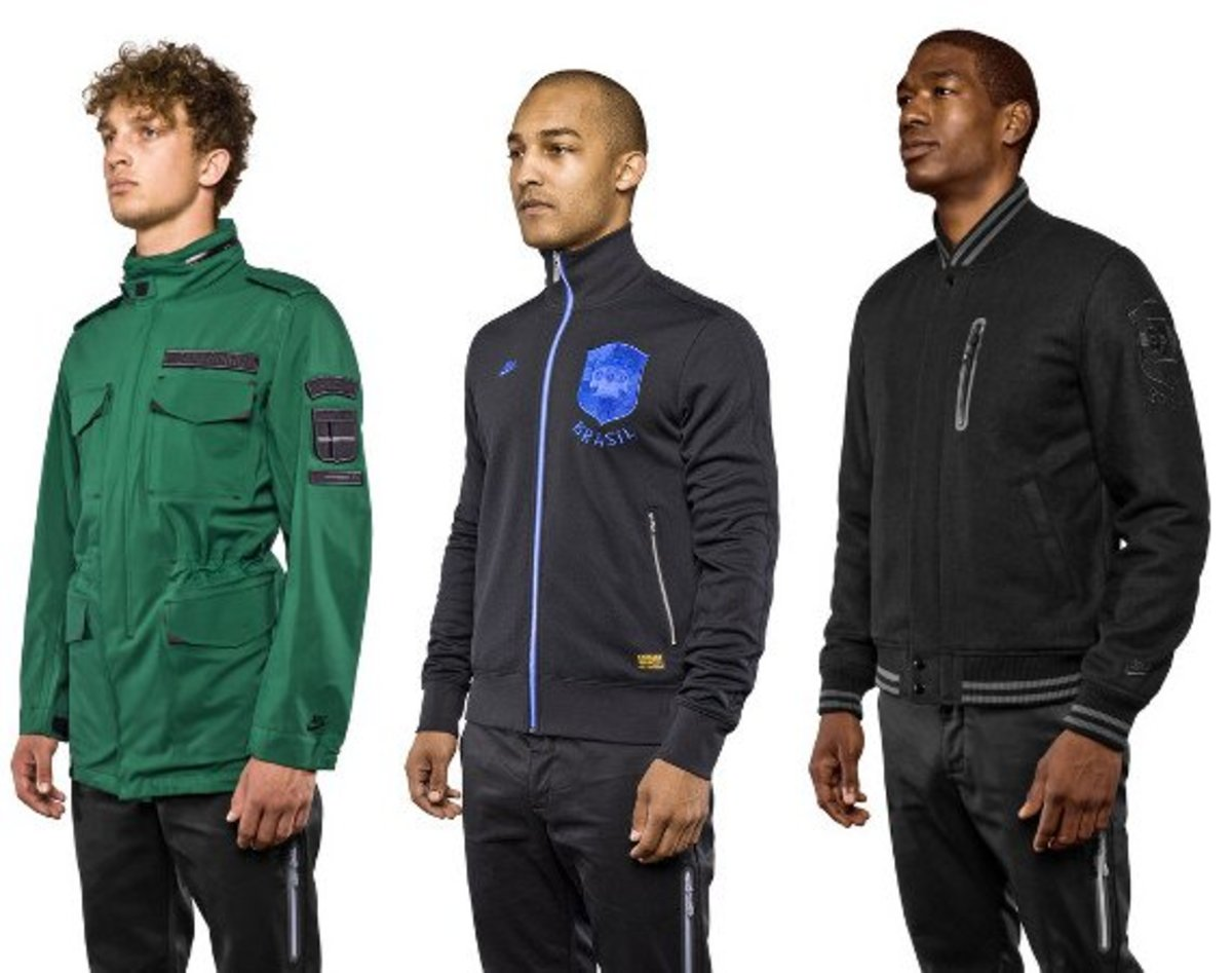 c67919caccee Nike Sportswear Holiday 2011 Apparel Collection - Freshness Mag