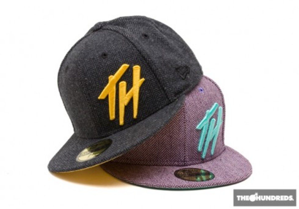 The Hundreds x New Era - Holiday 2008 Collection - 7