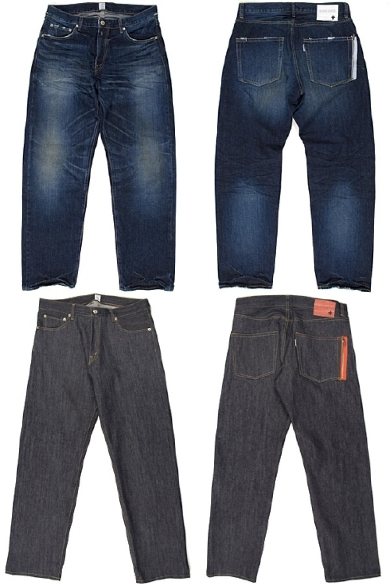 HEAD PORTER Plus - 2008 Autumn/Winter Denim - 0