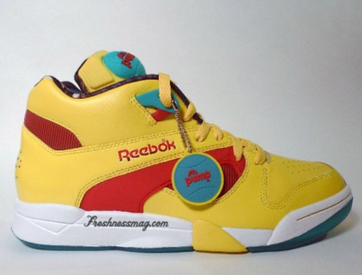 Reebok - NYC Court Victory Pump - FLASH