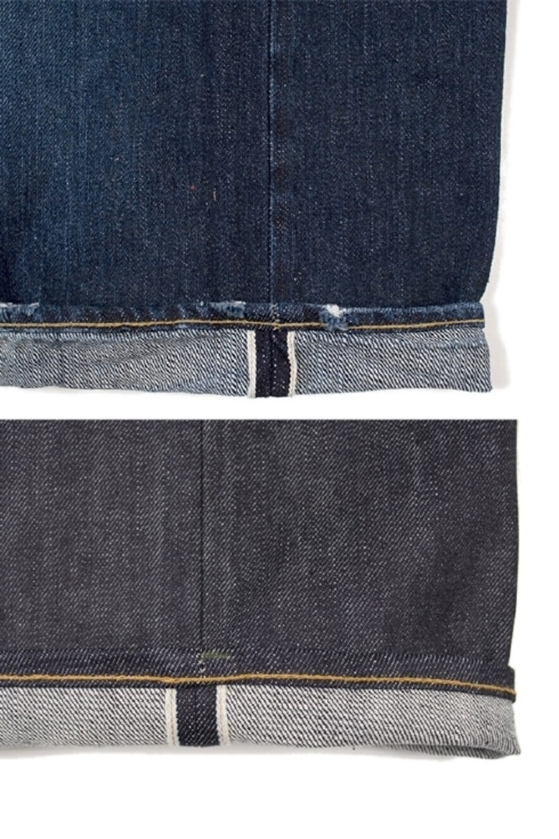 HEAD PORTER Plus - 2008 Autumn/Winter Denim - 2