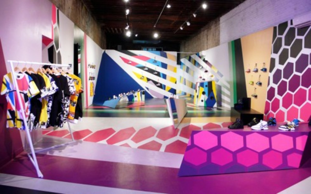 Reebok Quot Flash Quot Pop Up Store Nyc Freshness Mag