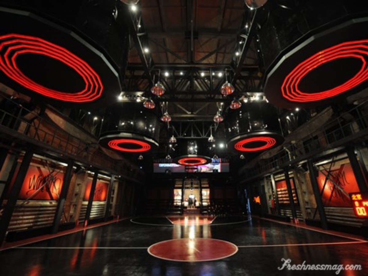 Nike 706 Presents: LeBron Six Experience Center