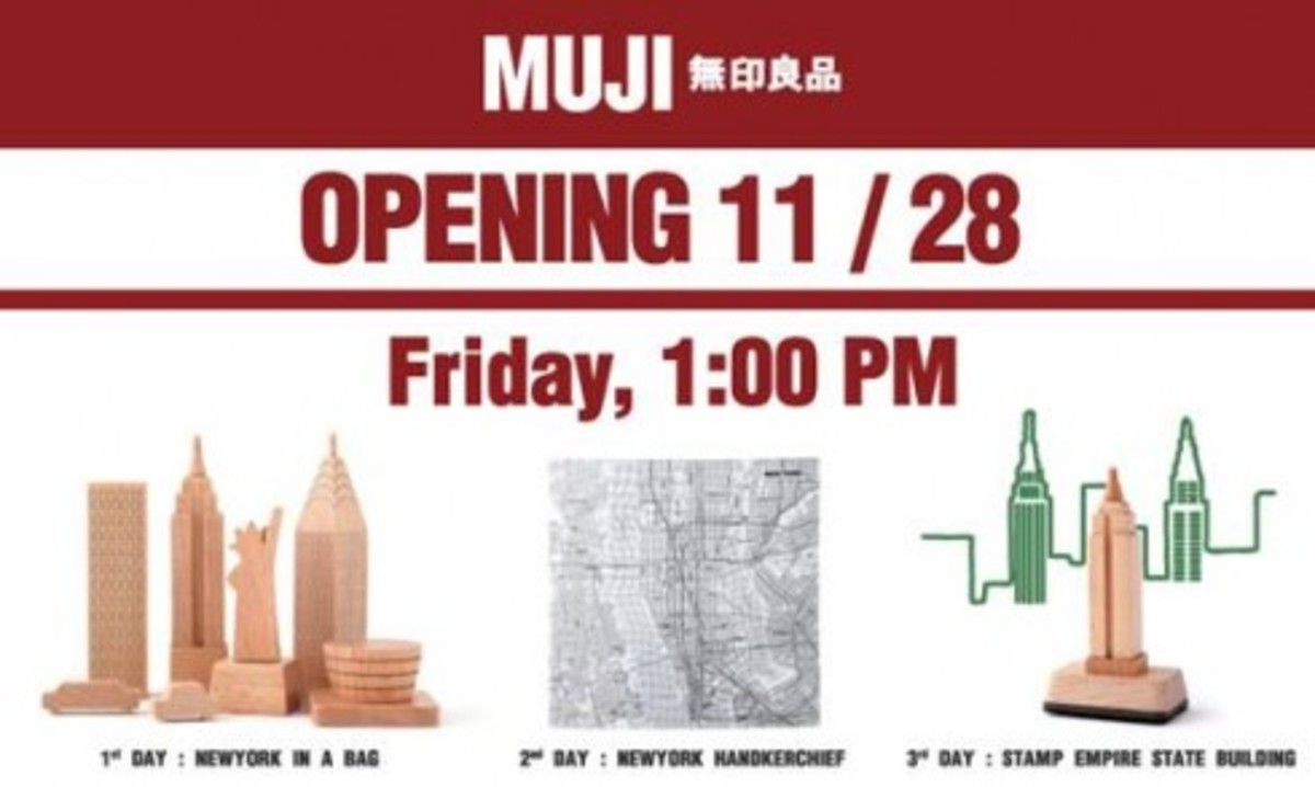 MUJI To Open Chelsea NYC Store