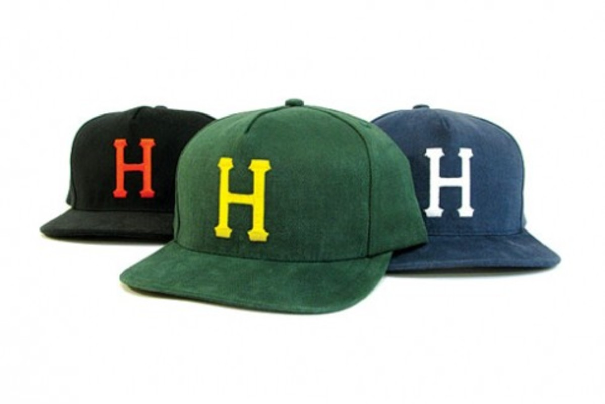 HUF - Fall/Winter 2008 Collection Part 2 - 2