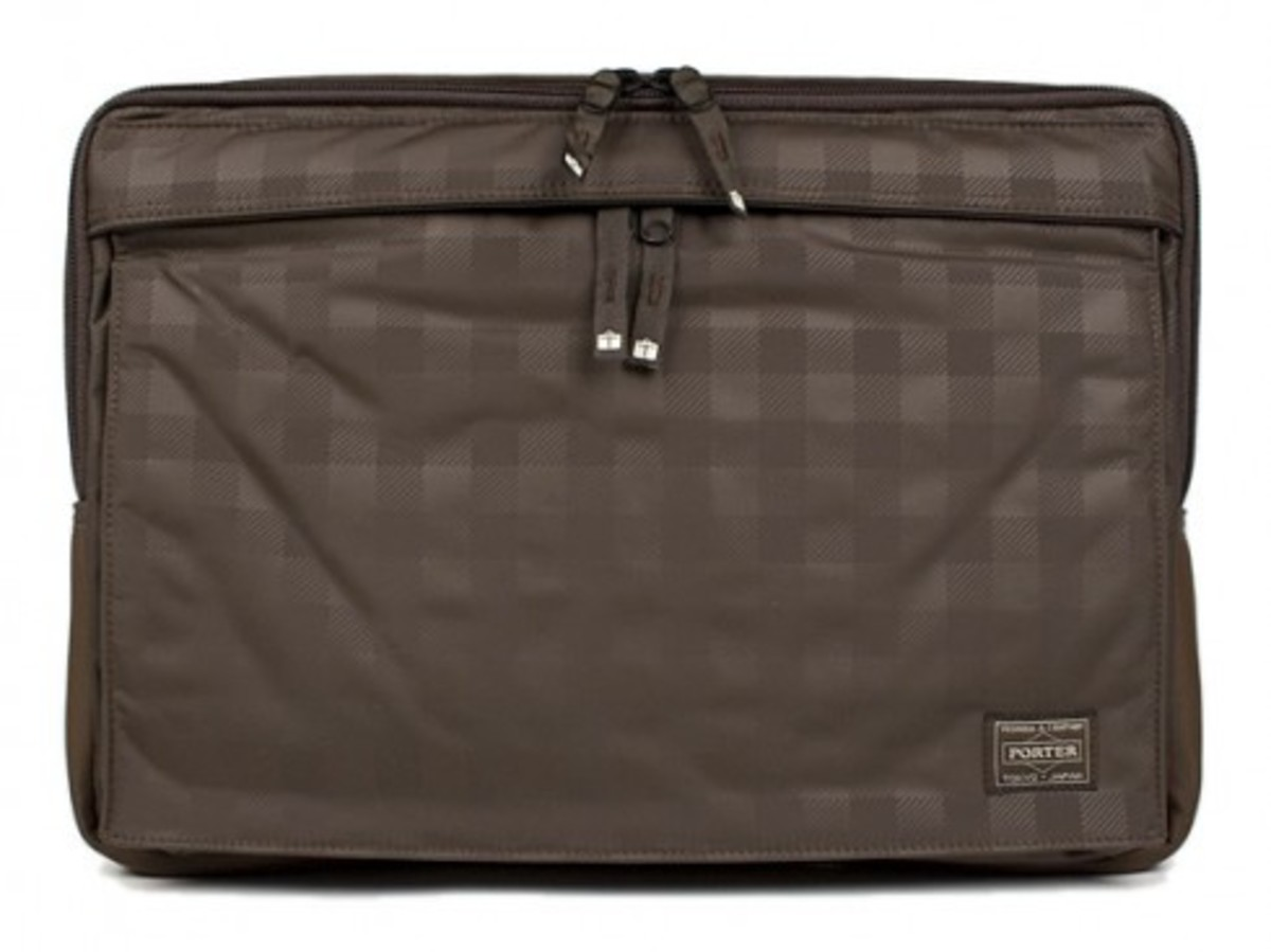 HEAD PORTER - Brownie Gingham Collection - 1