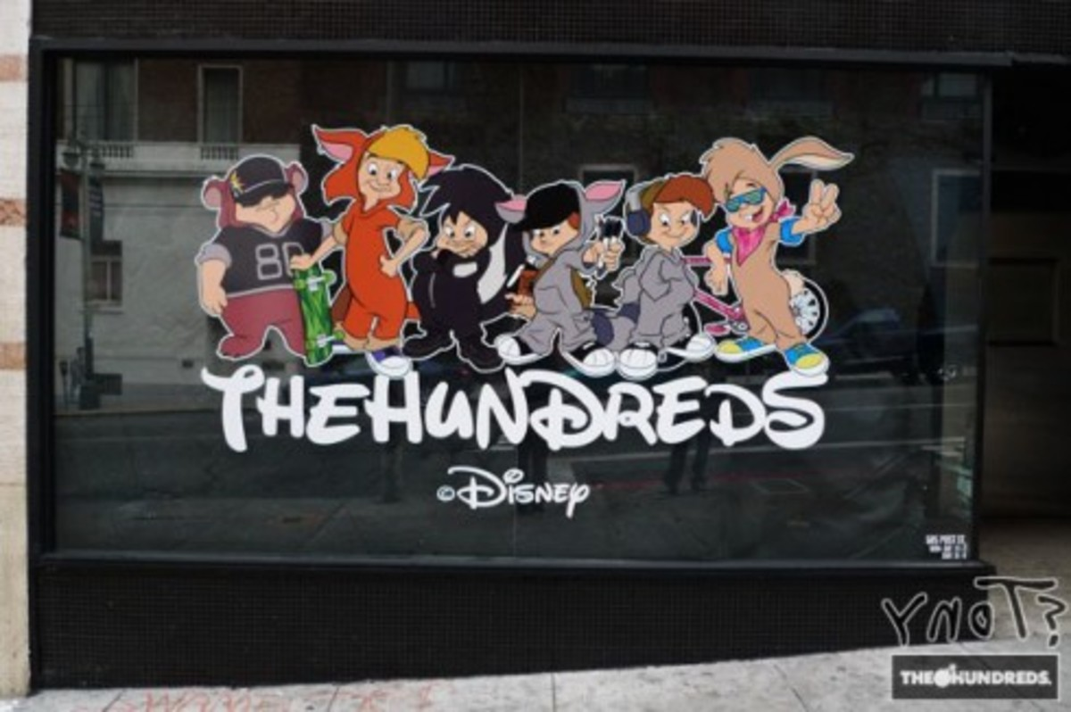 The Hundreds x Disney | Preview - 0