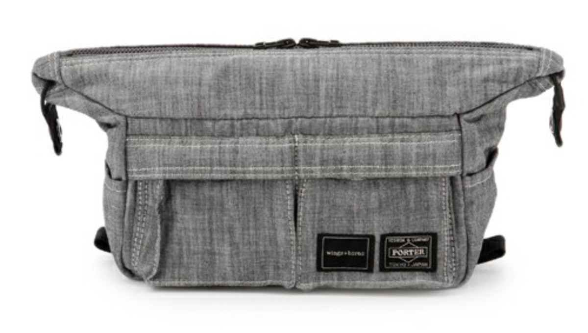 wings horns x Porter Pouch 2