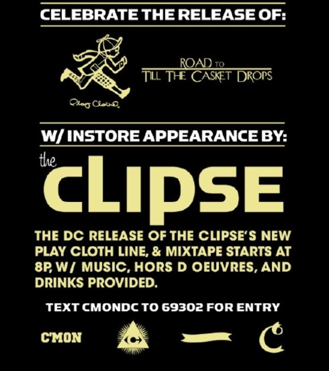 Play Cloths Mixtape Launch @ Commonwealth DC - 1